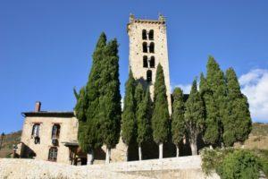 St.Martin d'Unacの全景