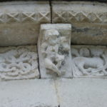 Marignacの持ち送り彫刻