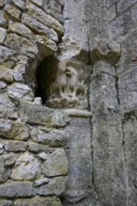 Marcilhacの彫刻