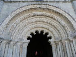 Montmoreau St.Cybardのアーキボルト