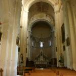 St.Martin d'Unacの身廊