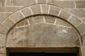 Castelnau-Pegayrolsの楣