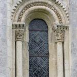Echillaisの後背部窓