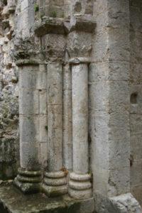 Marcilhacの柱頭
