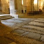 St.Just de Valcabrere の身廊