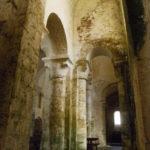 Cellefrouinの側廊