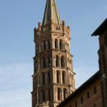 Toulouse / St.Serninの塔