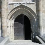 Cellefrouinの扉口