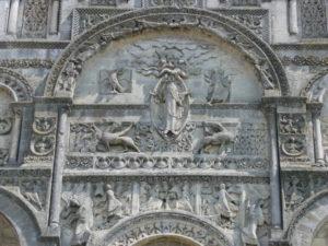 Angouleme 「キリストの昇天」