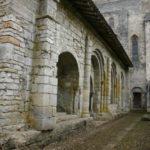 Marcilhacの回廊