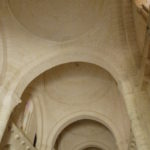 Gensac la PAllueの身廊ドーム