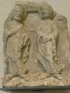 Angoulemeの彫刻