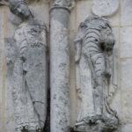 Perignacの彫像