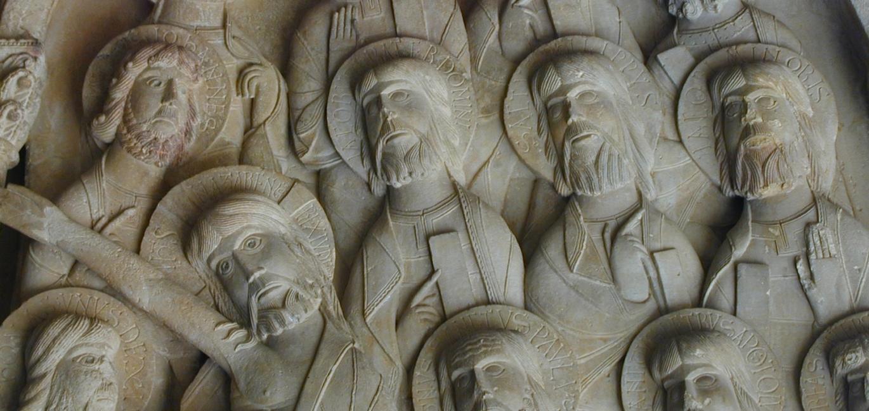 Spain St.Domingo de Silos トマスの不信