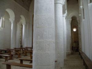 Licheresの側廊