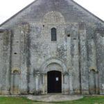 Licheresの教会堂正面