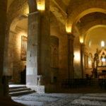 St.Just de Valcabrereの 身廊