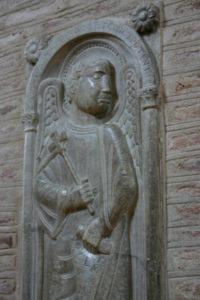 Toulouse / St.Serninの彫刻