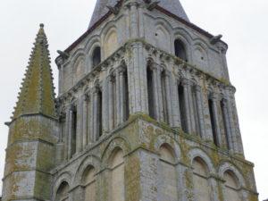Aulnayの塔