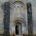 Villesalemの扉口