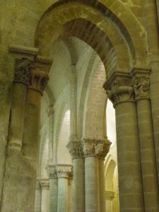 Aulnayの柱頭