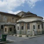 Poitiers / St.Hilaireの後背部