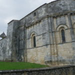 St.Quantin de Rancanneの後背部