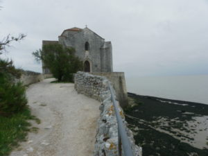Talmont sur Girondeの全景