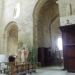 St.Amant de Boixeの内陣