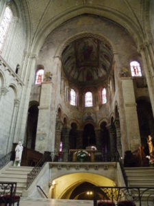 Poitiers / St.Radegonde