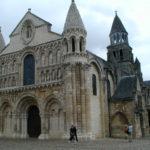 Poitiers / Notre-Dam la Grande 全景