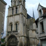 Poitiers / St.Radegondeの全景