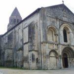 Saintes / Abbaye aux Dames