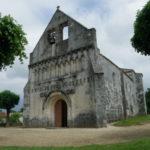 St.Quantin de Rancanneの全景