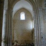 Villesalemの翼廊