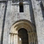 St.Colombeの扉口