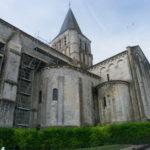 St.Amant de Boixeの後背部
