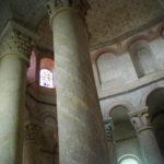 St.Savin sur Gartempeの内陣