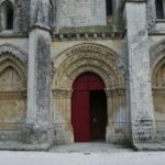 Aulnayの扉口