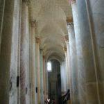 St.Savin sur Gartempeの側廊