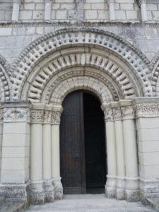 St.Fortの扉口