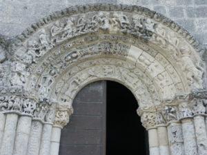 Talmont sur Girondeのアーキボルト