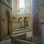 St.Savin sur Gartempeの周歩廊