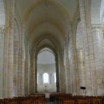 Villesalemの身廊