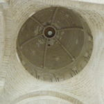 St.Amant de Boixeの交叉部ドーム