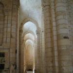 Villesalemの側廊