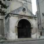Avignonの玄関口