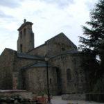 St.Andre de Soredeの全景