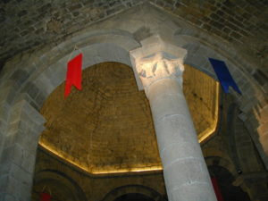Rieux Minervoisのドーム