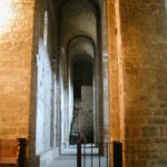St.Guilhem le Desertの側廊